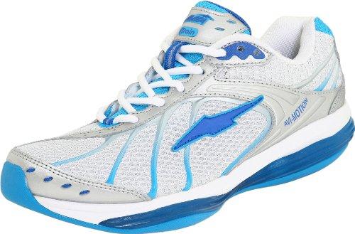 Avia Women's A9608W Walking Shoe,White,9 M US