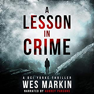 A Lesson in Crime cover art