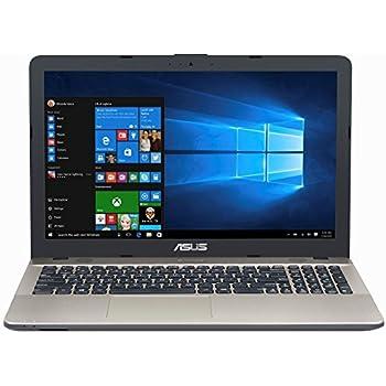 ASUS F541NA (90NB0E81-M08700) 39,6 cm (15.6 Zoll, HD, matt) Laptop (Intel Celeron N3350, 4GB RAM, 1TB, Intel HD Graphics, Windows 10) schwarz