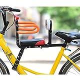 WSDSB Kinderfahrradsitz, Vorne Kinder Fahrradsitz Einfach zu Montieren Vorneliegender Fahrradsitz...