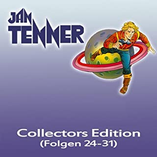 Jan Tenner Collectors Edition Folgen 24 - 31 Titelbild