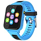 Kids Smart Watch, Kids Game Smartwatch for Boys Girls with Camera Video Alarm