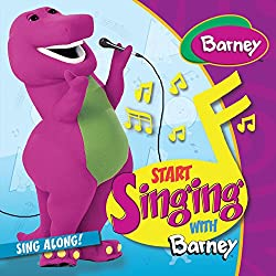 Image: Start Singing With Barney | Release Date: May 30, 2003 | Streaming Unlimited