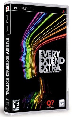 Every Extend Extra - Sony PSP