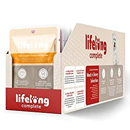 Amazon Brand- Lifelong Complete pet food for adult dogs