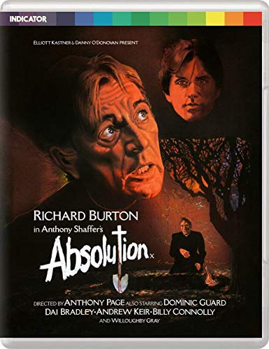 Powerhouse Films - Absolution - Limited Edition Blu-Ray (1 BLU-RAY)