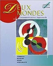 Deux mondes: A Communicative Approach (Student Edition) + Listening Comprehension Audio CD