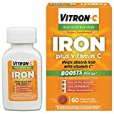 Vitron-C High Potency Iron Supplement...