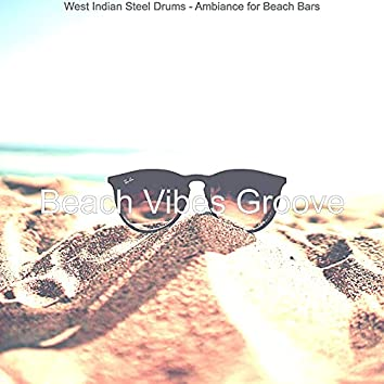 West Indian Steel Drums - Ambiance for Beach Bars