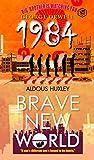 Brave New World & 1984 (English Edition)