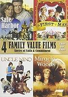 4 Family Value Films [DVD] [Import]