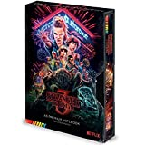 Stranger Things (S3 VHS) Cuaderno A5 Premium