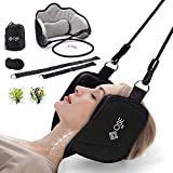 Head Hammock for Neck Head Pain Relief Portable Relieves Shoulder and Back Pain