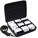 PAIYULE Extra Large Hard Game Card Case for 2200-2500 Cards. Fits for Main Card Game - C. ...