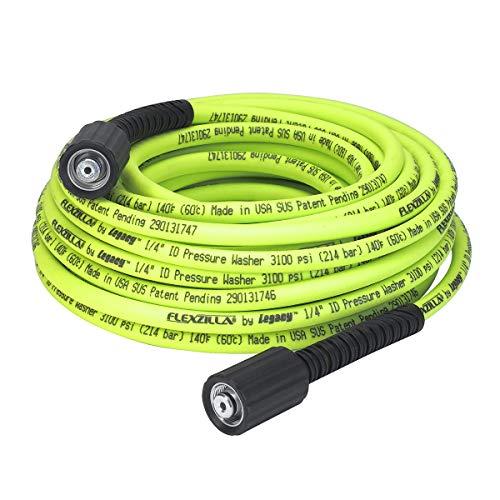 레거시 제조 HFZPW3450M 압력 와셔 1   4 X 50` 녹색