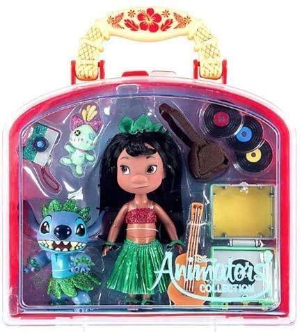 Disney Parks Exclusive - Animators' Collection 5 Inch Mini Doll - Lilo