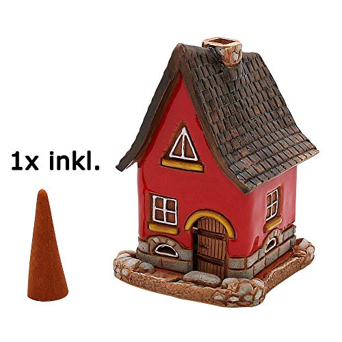 Sigro Maisonnette en céramique pour la Main Rouge 7 x 75 x 11 cm