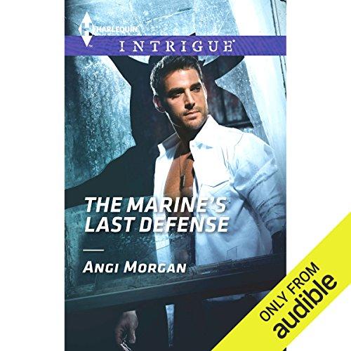 The Marine's Last Defense audiobook cover art