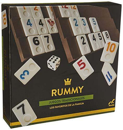 Rummikub Caja Metalica  marca Novelty Corp