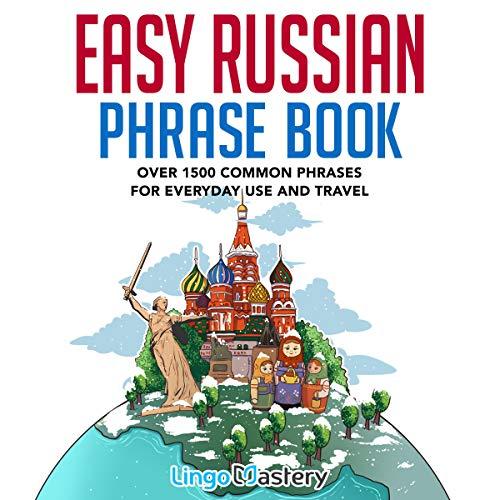 Easy Russian Phrase Book Titelbild