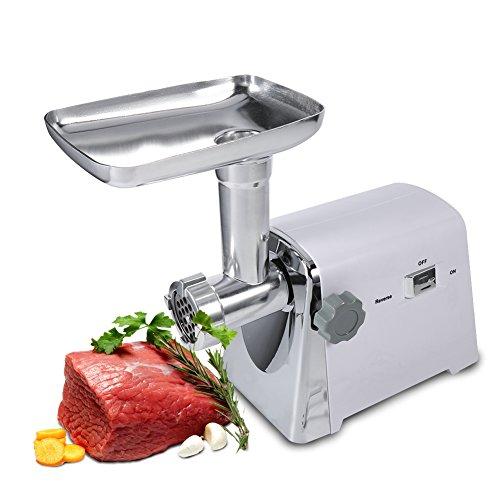 1600 W picadora de carne eléctrica embutidora Set de cocina