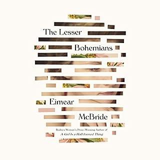 The Lesser Bohemians audiobook cover art