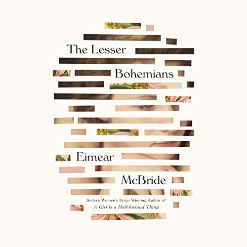 The Lesser Bohemians audiobook cover art
