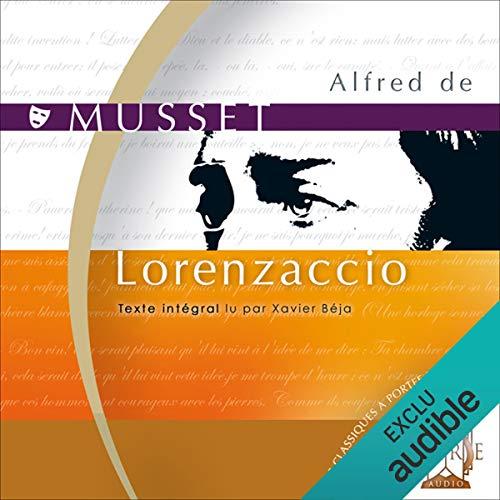 Couverture de Lorenzaccio