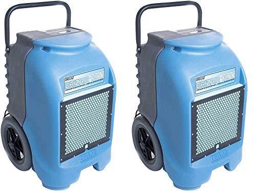 Best Price Dri-Eaz DrizAir 1200 Low-Temperature Refrigerant Dehumidifier 2-Pack