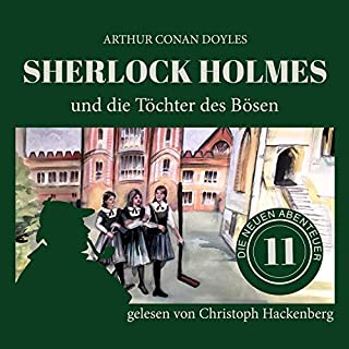 Sherlock Holmes und die Töchter des Bösen Titelbild