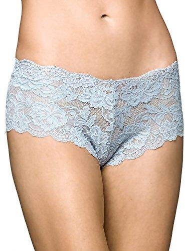 Julianna Rae Tresor Lace Boyshorts, Murano, L