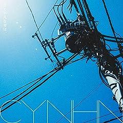 CYNHN「ごく平凡な青は、」のジャケット画像