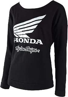 Troy Lee Designs Womens Honda Wing Sweater Sweatshirt