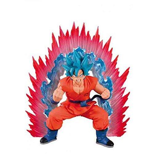 Dragon Ball super super God Technical Den SSGSS Goku