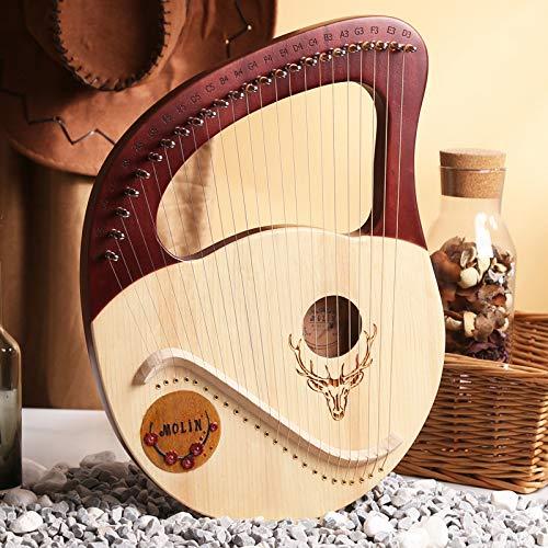 Lyre Harp 24 Strings