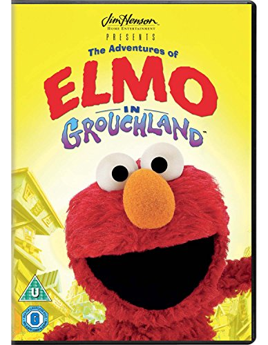 The Adventures of Elmo in Grouchland [Reino Unido] [DVD]