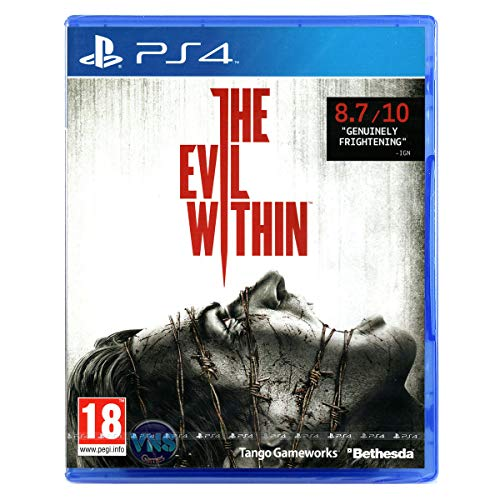 The Evil Within (PlayStation 4) [