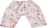 Götz 3402504 Pantalon en Tissu Mille Fleur pour poupons - Vêtements pour poupées de T. S, adapté aux poupées de 30 - 33cm