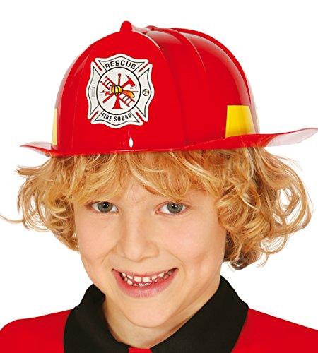 Smiffys Fêtes guirca gui13366 – Pompiers Chapeau, Les Enfants