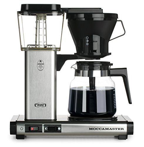 Technivorm Moccamaster 59691 KB Coffee Brewer, 40 oz for 239.20
