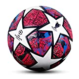 BDSM 2020 Champions League Football Fans Memorabilia Soccer Football Lover Gift Regular No. 5 Ball Boy Birthday Present