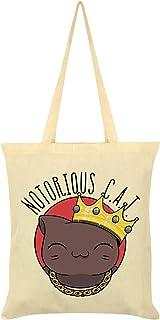 V. I. Pets Notorious C.A.T. Tote Bag Cream 38 x 42cm