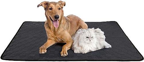 Trainingsmat voor honden wasbaar trainingsmat voor honden absorberend snel herbruikbaar met waterdichte en antislip onderk...