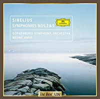 Sibelius: Symphonies No. 2 & No. 5 by Neeme Jarvi