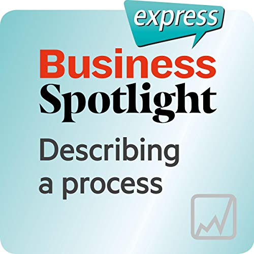 Business Spotlight express - Kompetenzen: Wortschatz-Training Business-Englisch - Einen Prozess beschreiben Titelbild