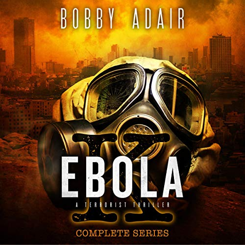 Ebola K Trilogy  By  cover art