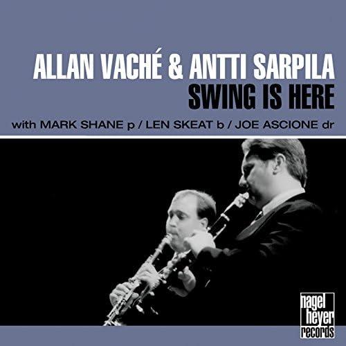 Allan Vaché & Antti Sarpila feat. Mark Shane, Len Skeat & Joe Ascione