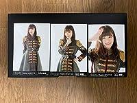 AKB48 込山榛香 写真 月別 ランダム 2016.11 ② 3種 ややり