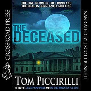 The Deceased audiobook cover art