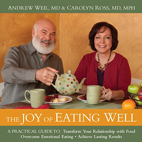 The Joy of Eating Well audiobook cover art